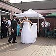 The beautiful dance
