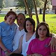 Abby, Tom Shirlee and Melanie