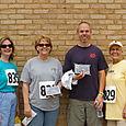 Great Bude Run victors!