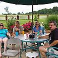 Leigh, Tom, Carolyn and Hal, Jr.