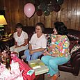 Debra, Charlotte and Pat