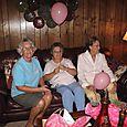 Barbara, Charlotte and Beverly