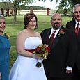 Mom Wanda, Angela, Glen and Dad Doug