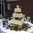 The Brides Cake
