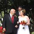 Mr. and Mrs. Glen Michael Mire