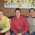 Chuck, Mark and John Lewis