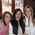 Emily, Tiffany and Abbey
