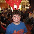 Ben and the Reindeer Antlers