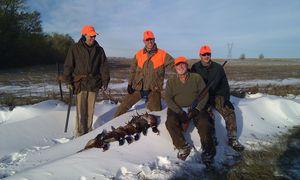 Pheasant hunt 2010