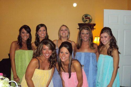 Towel wraps 2010