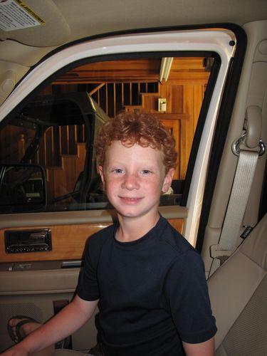 July 8, 2010 haircut & josh 002