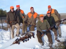 Pheasant hunt 20102