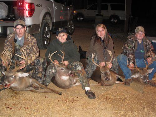 Deer  Hunt 2010 013