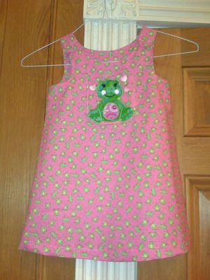 2011 Frog Dress