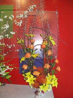 2011 Floral Design Program, Yard Flowers, Coon & Earring 017