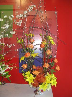 2011 Floral Design Program, Yard Flowers, Coon & Earring 017
