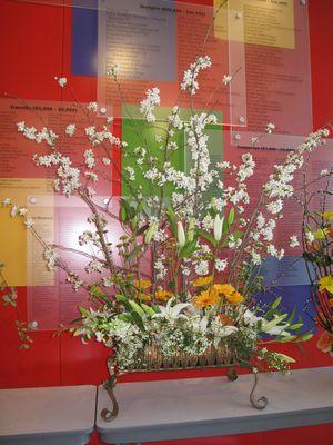 2011 Floral Design Program, Yard Flowers, Coon & Earring 016