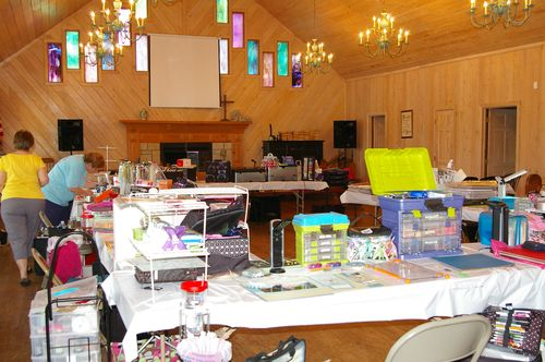2012 Symposium and Scrapping Sisters Retreat 001